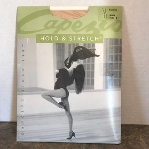 Capezio | Footed Tights N14 Nude Adult Small